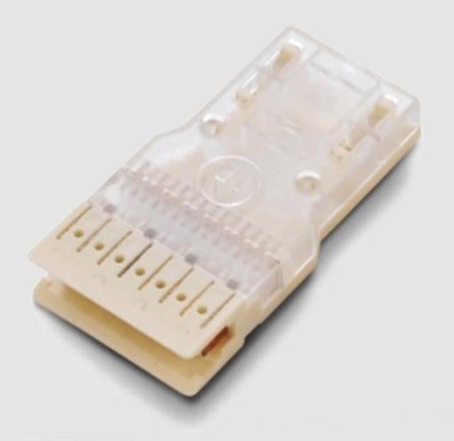 Коннектор 4- х парный 110 типа FocNet кат 5е