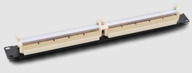 Кросс-панель 100-парная 110 типа стоечная FocNet