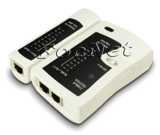Тестер кабеля G468 FocNet