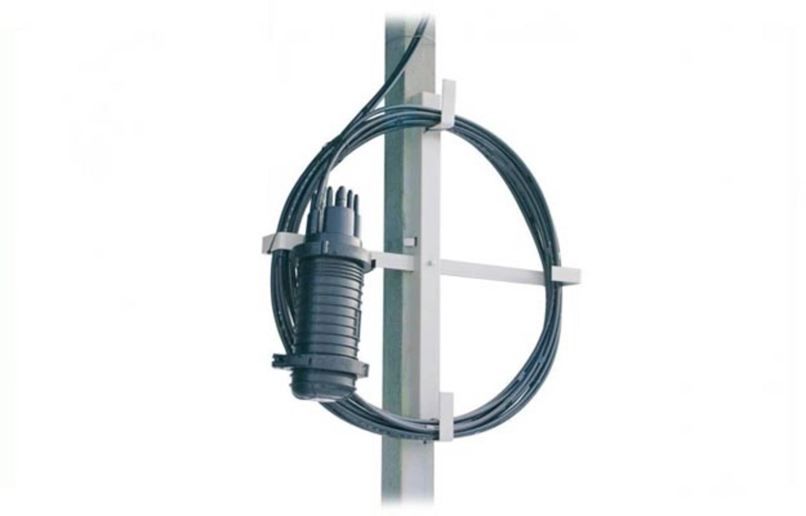 Устройство УПМК д/подвески муфт и запаса кабеля, эконом