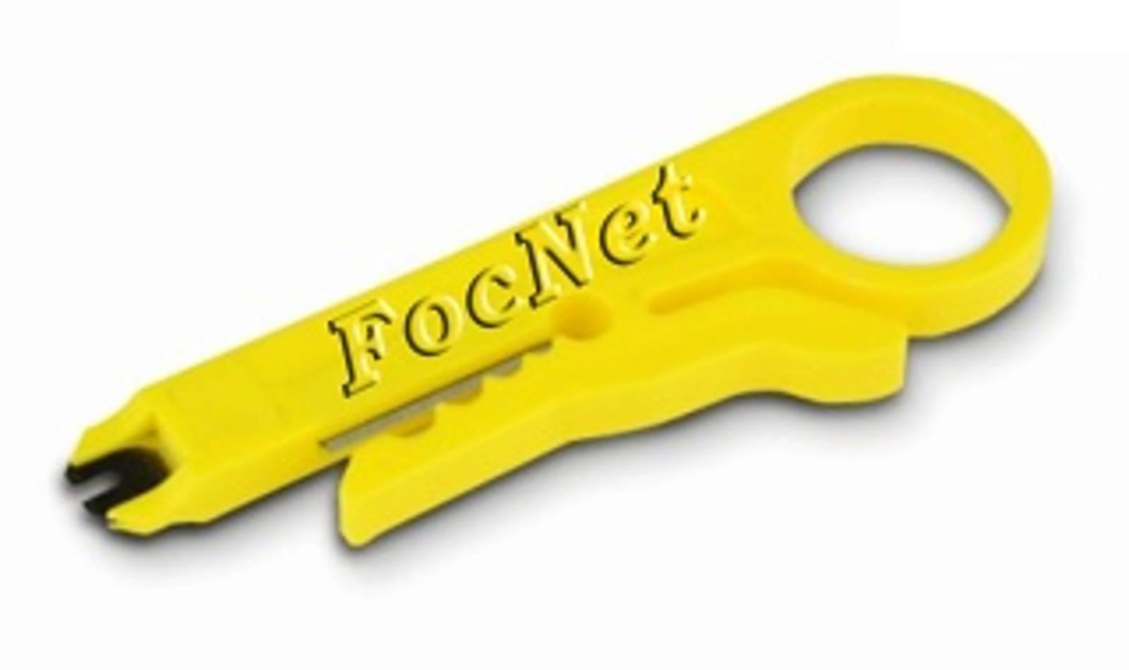 Инструмент для зачистки и заделки витой пары G601