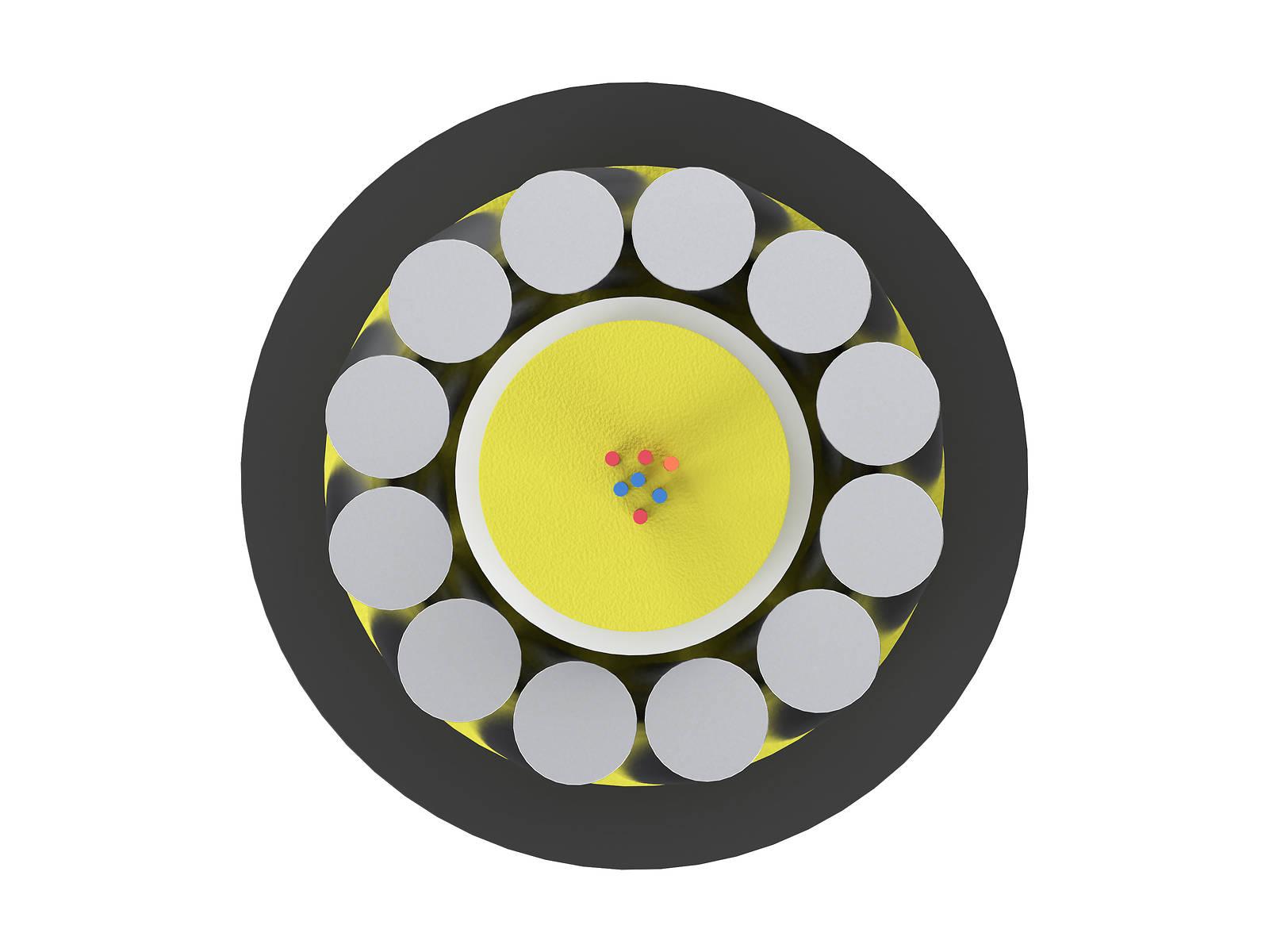 Кабель волоконно-оптический марки ОГЦ
