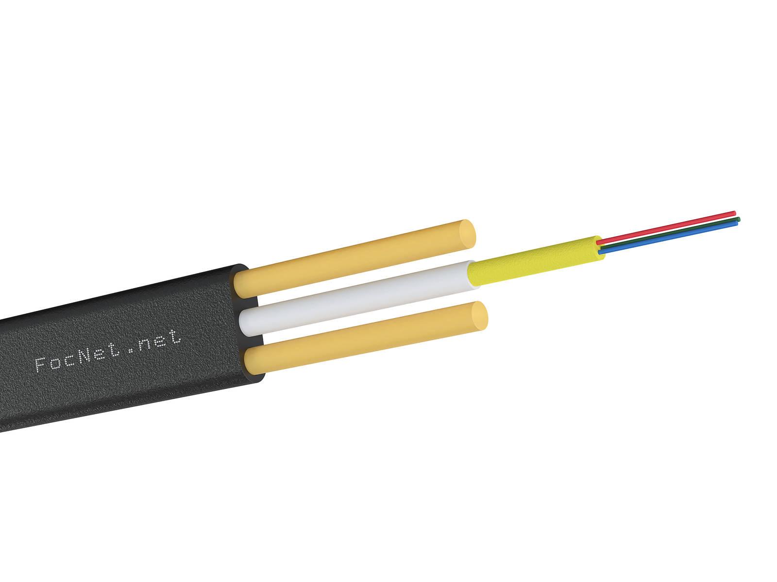 Кабель волоконно-оптический марки ОПЦ-Д2